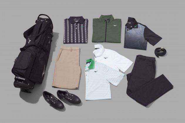 Mizuno ra mắt SS20 Trang phục và giày dép