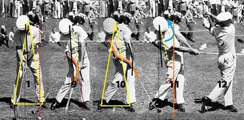 Golf thủ Ben Hogan – Người tạo ra những cú Swing huyền thoại - Ảnh 1.