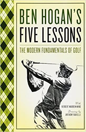 Sách Ben Hogan's Five Lessons: The Modern Fundamentals of Golf
