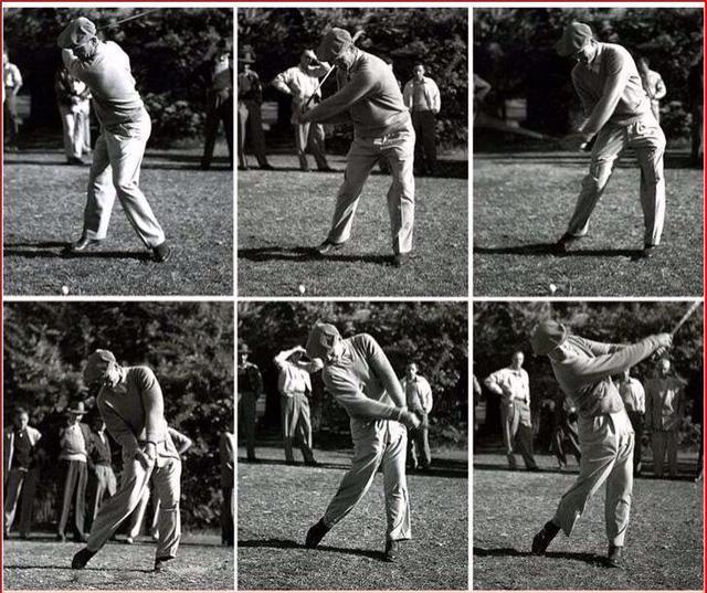 Golf thủ Ben Hogan – Người tạo ra những cú Swing huyền thoại - Ảnh 2.